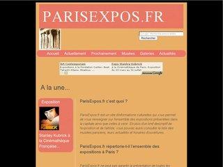 http://www.parisexpos.fr/