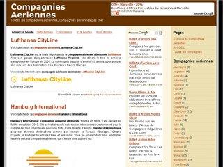 http://www.compagnies-aeriennes.eu/