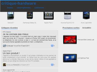 http://www.critique-hardware.com/