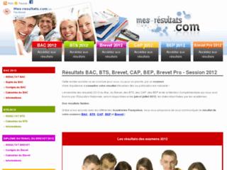 http://www.mes-resultats.com/
