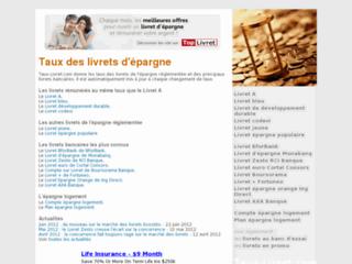 http://www.taux-livret.com/