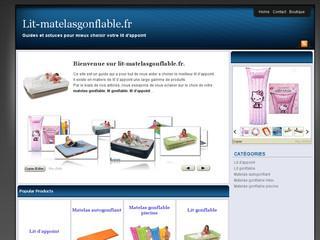 http://lit-matelasgonflable.fr/