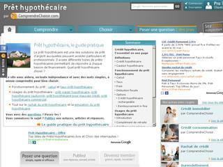 http://pret-hypothecaire.comprendrechoisir.com/