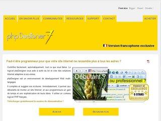 http://www.phpdesigner.fr/