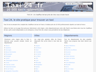 http://taxi24.fr/