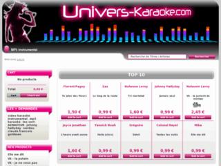 http://www.univers-karaoke.com/