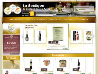 http://www.concours-agricole.com/boutique/
