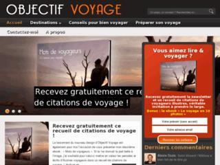 http://www.objectif-voyage.fr/