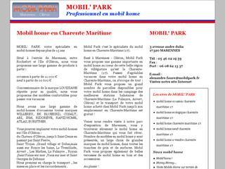 http://www.mobil-home-charente-maritime-17.com/