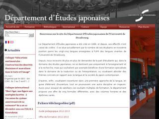http://etudes-japonaises.unistra.fr/