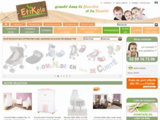 Vente en ligne de Chambre bébé et enfant, lit bébé et enfant ...