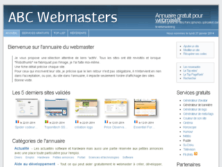 http://www.abc-webmasters.net/