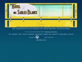 http://www.hoteldessablesblancs.com/