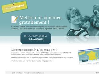 http://www.mettre-une-annonce.fr/