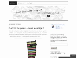 http://blog-leslumieresdelapluie.com/