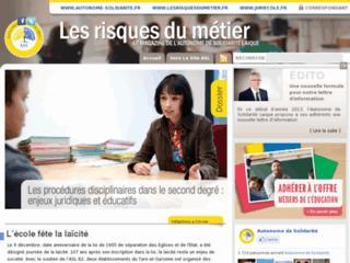 http://www.autonome-solidarite.fr/