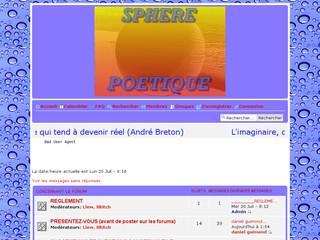 http://spherepoetique.creationforum.net/