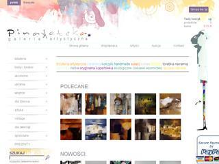 http://www.pinakoteka.com.pl/fr/