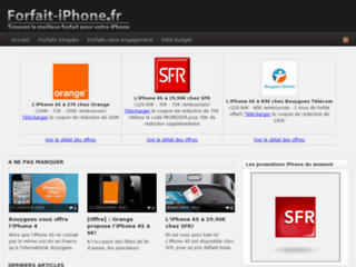 http://www.forfait-iphone.fr/