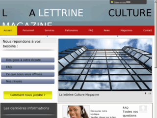 http://lalettrineculture.wix.com/lemagazinedesauteurs