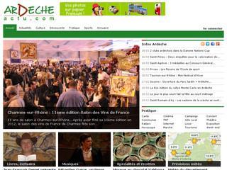 http://www.ardeche-actu.com/