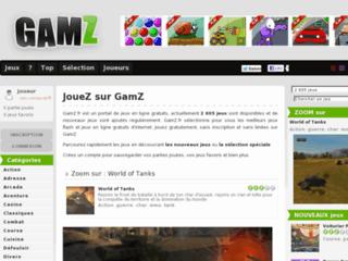 http://www.gamz.fr/