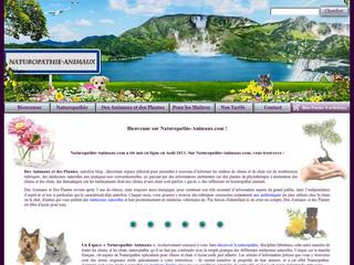 http://www.naturopathie-animaux.com/
