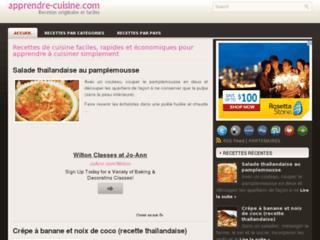 http://www.apprendre-cuisine.com/