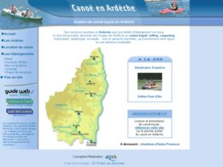 http://www.canoe-en-ardeche.com/