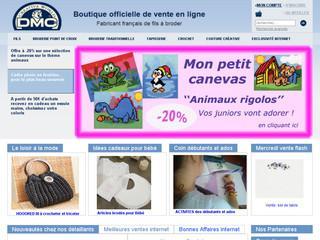 http://www.boutique-dmc.fr/
