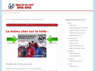 http://maillot-de-foot.info/