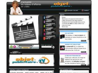 http://www.objet-publicitaire.tv/