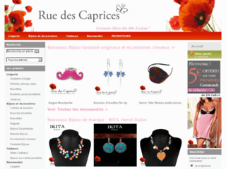http://www.ruedescaprices.com/