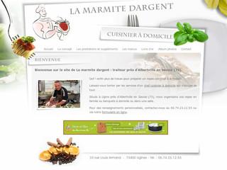 http://www.traiteur-lamarmitedargent.fr/