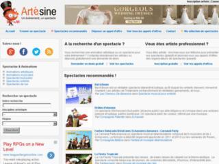 http://www.artesine.fr/