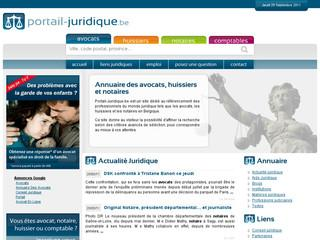 http://www.portail-juridique.be/