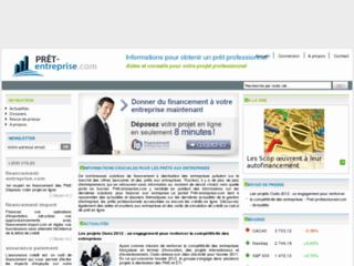 http://www.pret-entreprise.com/