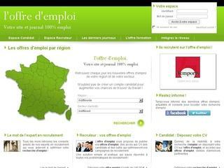http://www.loffredemploi.fr/