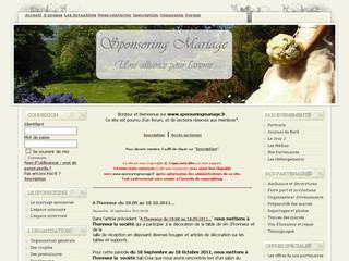 http://www.sponsoringmariage.fr/