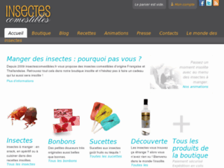 http://www.insectescomestibles.fr/