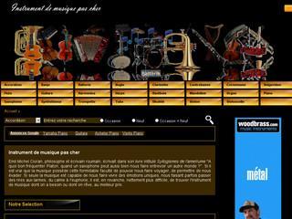 http://www.instrumentdemusiquepascher.com/
