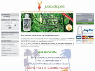 http://www.jusexotiques.fr/