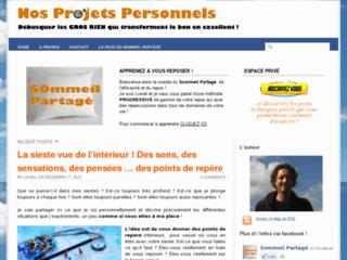 http://www.nos-projets-personnels.com/