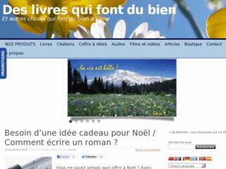 http://www.des-livres-qui-font-du-bien.fr/