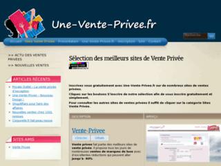 http://www.une-vente-privee.fr/