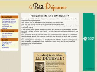 http://www.le-petit-dejeuner.fr/