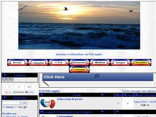 http://faqpoleemploi.forumgratuit.org/