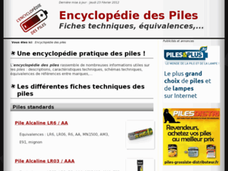 http://encyclopedie-des-piles.fr/