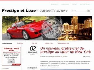 http://www.prestige-et-luxe.com/