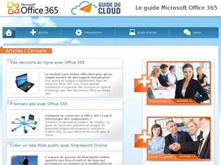 http://guideducloud.com/office365/